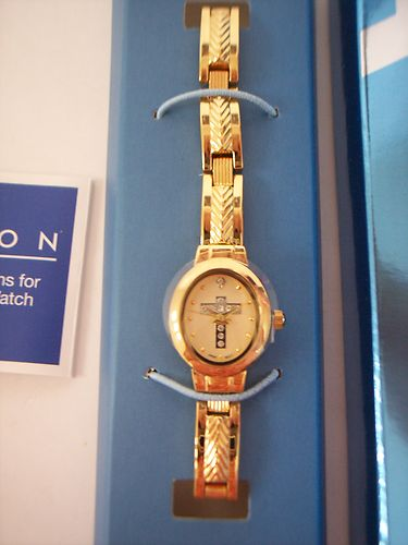 Avon Cross Dial Watch