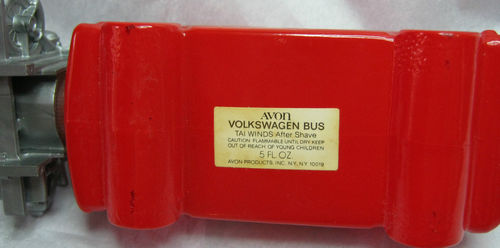 Avon Volkswagen Bus Bottom