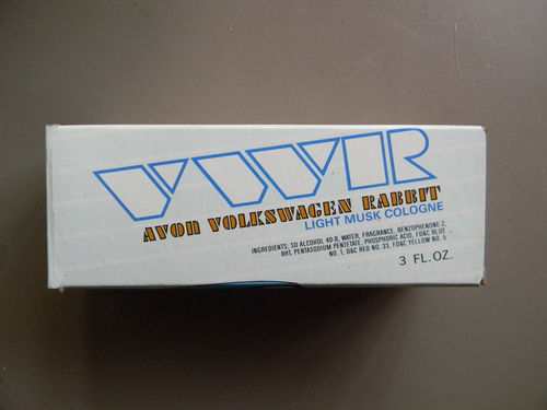 Avon Volkswagen Rabbit Box