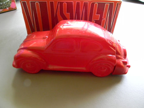 Red Avon Volkswagen Bottle