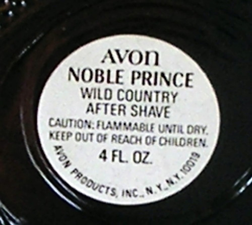 Noble Prince Wild Country After Shave