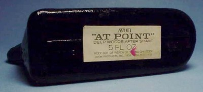 Avon At Point Deep Woods After Shave