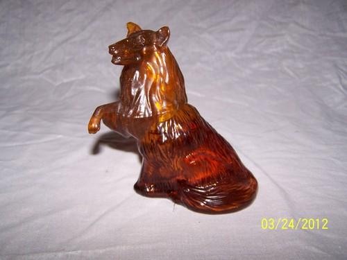 Avon Laddie Dog Decanter