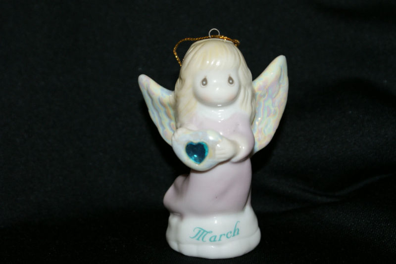 Avon Precious Moments Ornament - 1997 - March