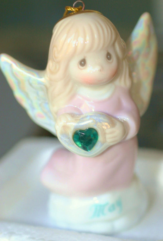 Avon Precious Moments Ornament - 1997 - May