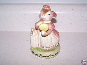 Avon Precious Moments Ornament - Rabbit