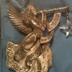 Avon Pewter Christmas Ornament - 2002