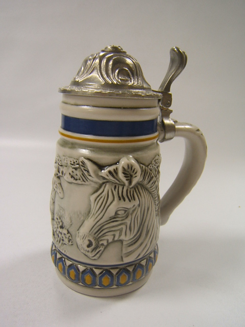 Avon Mountain Zebra Stein