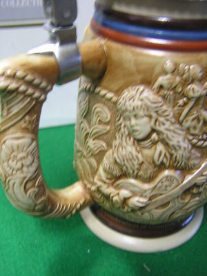 Avon 1994 Country Western Music Stein