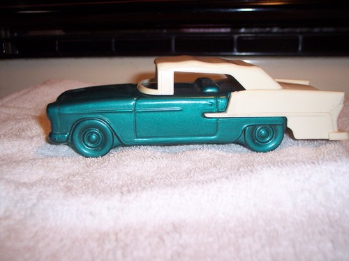 Avon 1955 Chevy Bottle