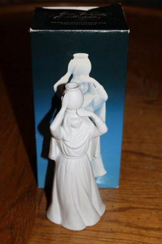 Avon Nativity Woman with Water Jug