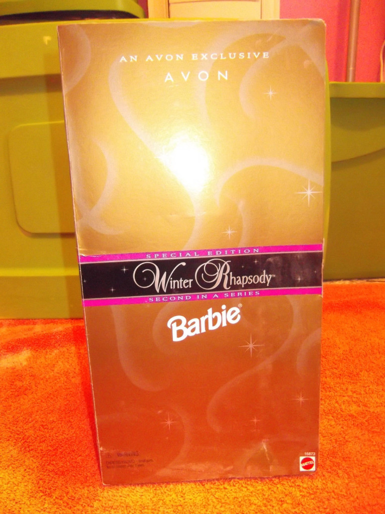 barbie winter rhapsody box