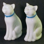 Avon Cat Bottles