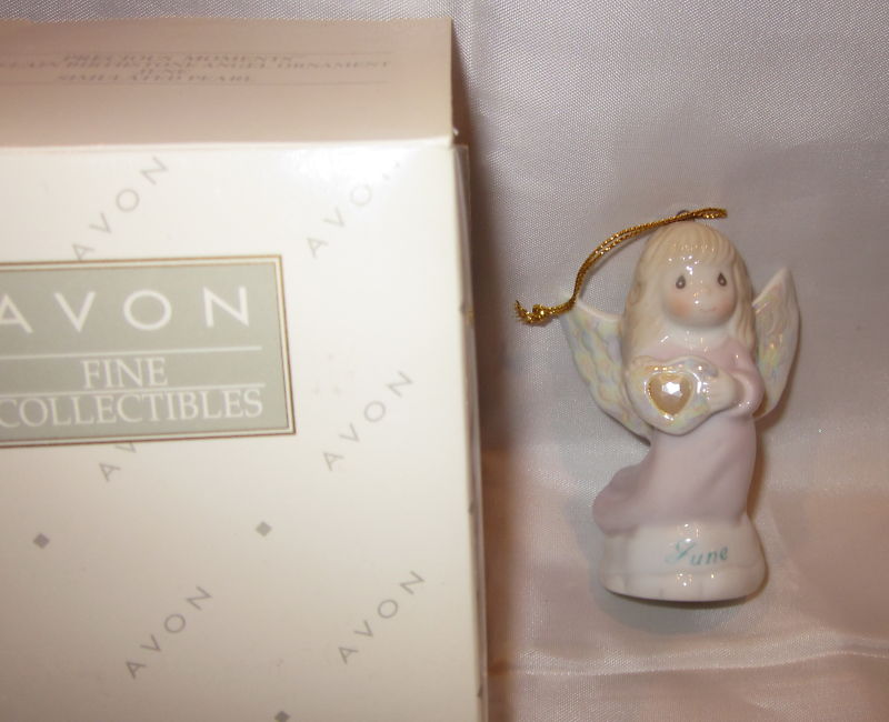 Avon Precious Moments Ornament - 1997 - June