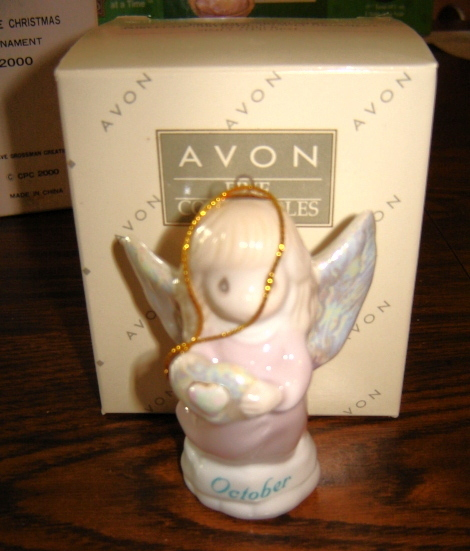 Avon Precious Moments Ornament - 1997 - October