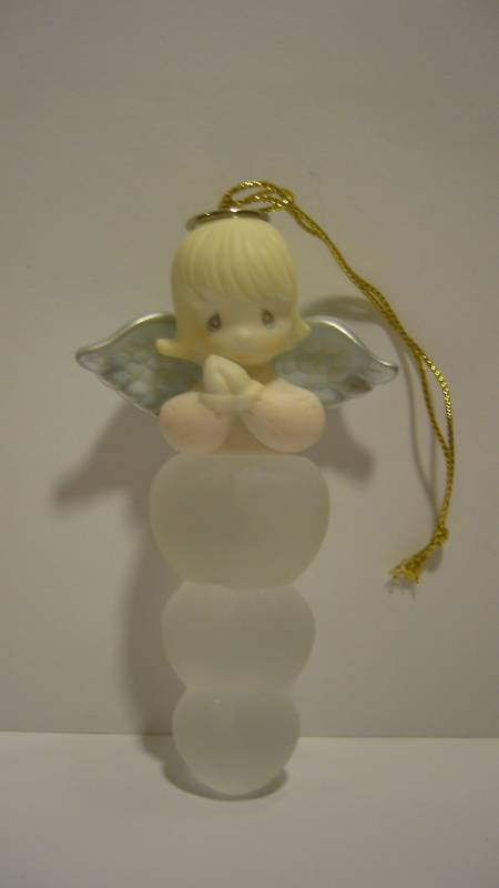 Avon Precious Moments Angel Icicle Ornament