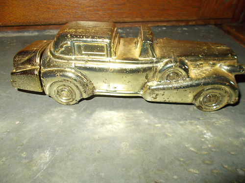 Avon Solid Gold Cadillac